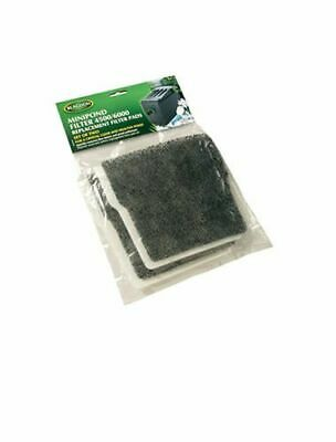 Blagdon Mini Pond Filter 4500 6000 Carbon & Wool Filter Pad Foam Set Replacement