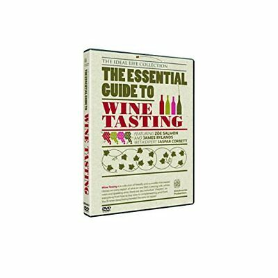 The Essential Guide To Wine Tasting [Dvd] Dvd