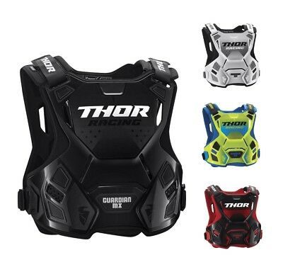 Thor Kinder Guardian MX Roost Deflector Motocross Brustpanzer