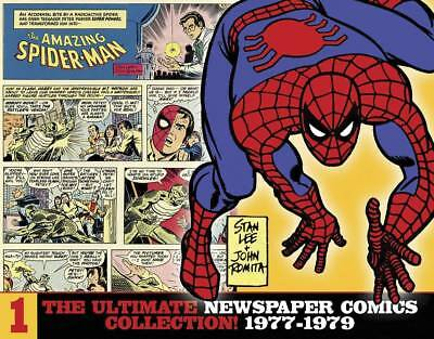 Amazing Spider-Man: Ultimate Newspaper Comics Strips 1977-1979 Vol 1 Hardcover