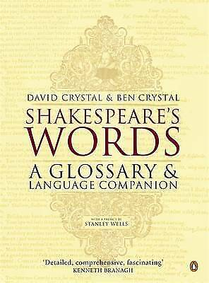 Shakespeare's Words, David Crystal