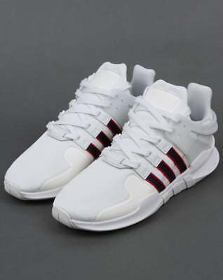 buy online 76bbf 9bb5d ADIDAS | EQT Support Advance Shoes | Clear Grey/Bold Orange ...