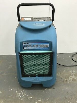 Dri-Eaz 1200 Dehumidifier Commercial Basement Water Moisture Removal System USED