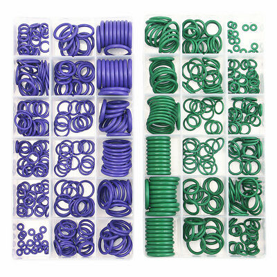 270PCS METRIC Rubber O-Ring Washer Assortment Kit Gasket Automotive ...