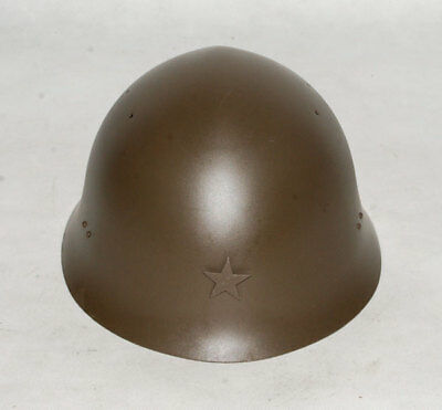 Ww2 Wwii Japanese 90 Steel Helmet With Liner - 31918