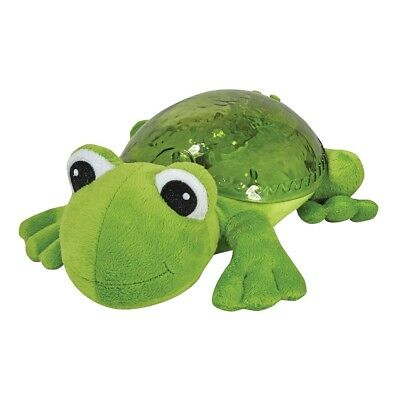 Cloud b Tranquil Frog Nightlight with Soothing Melodies