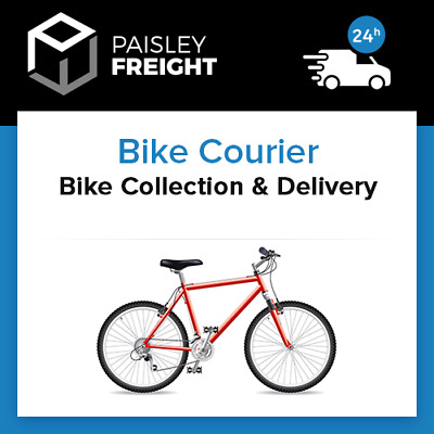 Bike Courier - Collection & Delivery Service for Mountain, Racing Bikes and more