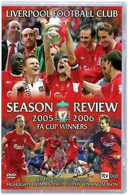 Liverpool Football Club FA Cup Winners Season Review 2005/2006