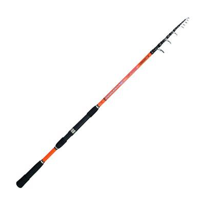 D7900227 CANNA PESCA SEPPIE//CALAMARI KATSUI SQUID HUNTER 1,80 MT AZIONE 120 GR