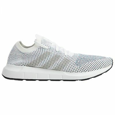 3e4b10b31 Adidas Swift Run PK Mens CG4126 White Grey One Primeknit Running Shoes Size  9