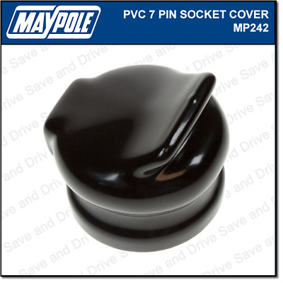 Maypole 12N PVC Socket Cover Towing Trailer Caravan Connector & Electrics MP242