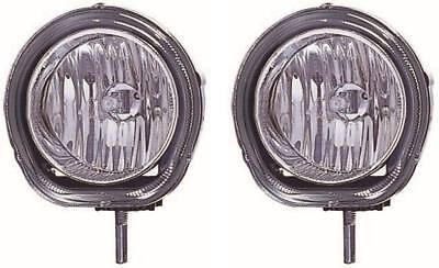 Xenons Online Alfa Romeo 159 Saloon 2006-2012 Front Fog Lights Lamps 1 Pair O//S /& N//S