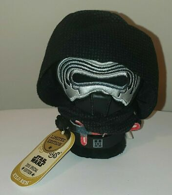 Hallmark Itty Bitty Bittys ~ KYLO REN Ltd. Edit. (Star Wars: The Force Awakens)