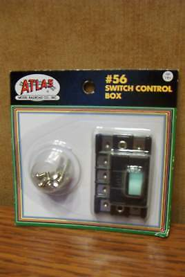 ATLAS #56 SWITCH CONTROL BOX ... use with HO or N scale