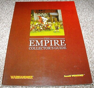Games Workshop Warhammer Fantasy - Classic Collector's Guide - The Empire