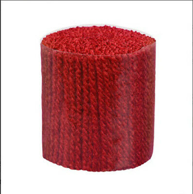 Latch Hook Yarn - Trimmits - Red  approx 400 strands 3ply Use on 4.5hpi canvas