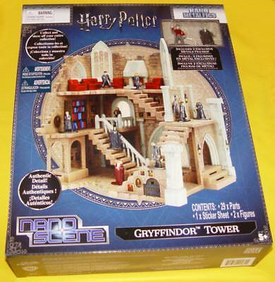 Harry Potter Nano Metalfigs Gryffindor Tower #OT099185