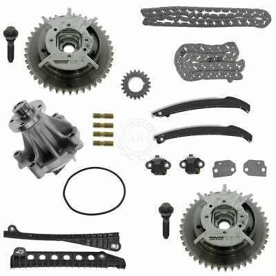 Timing Chain Sprocket Water Pump Guide Kit Set for F150 F250 F350 Expedition 5.4