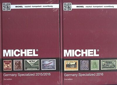 Michel Germany specialized vol. 1+2 2015/2016 NEW