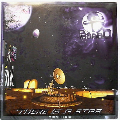 "Pharao -- There Is A Star ----------- Remixes -- 12"" Maxi Single 1995"