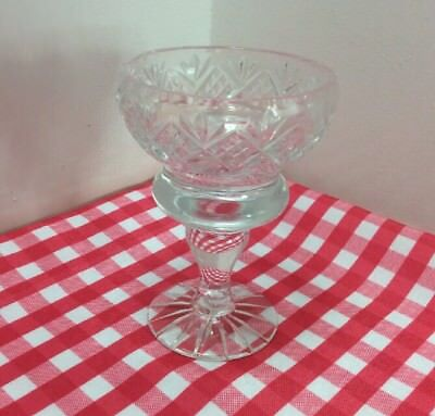 Beautiful Decorative Glass Goblet