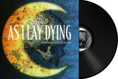 AS i lay dying - shadows are Security LP #115197