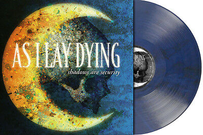 AS i lay dying - shadows are Security LP #115198