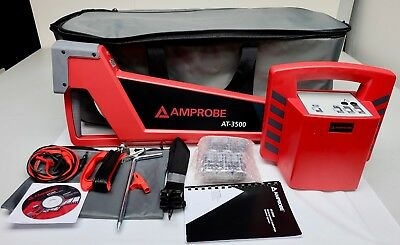 Amprobe AT-3500 Underground Wire Tracer Cable Locator With Bag Free Shipping