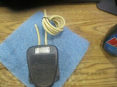 Linemaster / Treadlite II Cat. #: T-91-S Foot Pedal with Tip and Ring Type Jac<