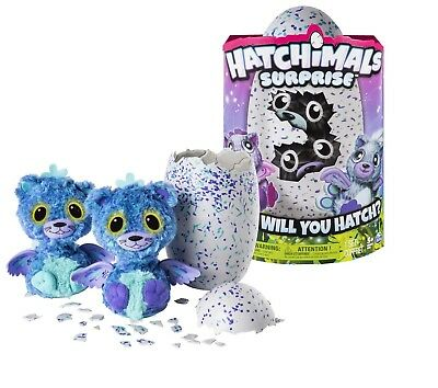 Hatchimals Surprise -Peacats- 1 Ei - 2 Hatchimals Zwillinge Hatchimals Surprise
