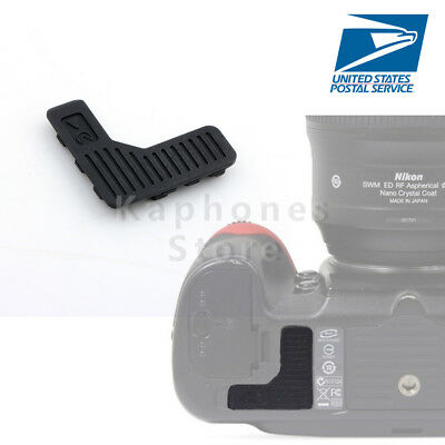 US Body Bottom Rubber Cover Replacement Part For Nikon D700 D300 D300S Camera