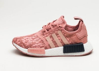 b931e66770e3e ADIDAS NMD R1 Runner Raw Pink Trace Pink Women BY9648 size 9 ...