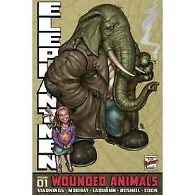 Elephantmen Volume 1: Wounded Animals Revised Edition TP