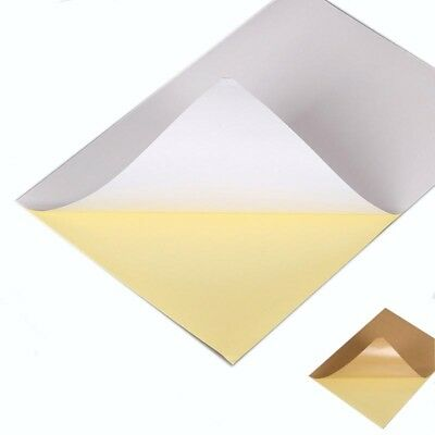 A4 Glossy Matte Self-adhesive Paper Sticker For Inkjet Laser Label Printer Fine