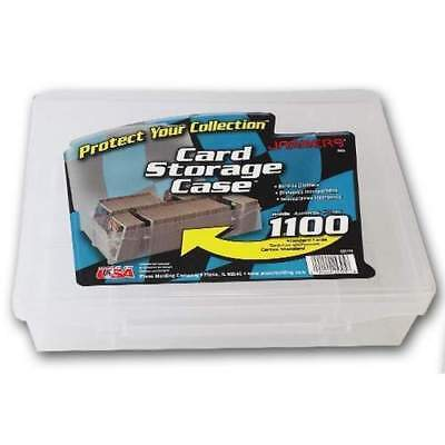 Card Storage Case Jammers Holds 1100 Standard Cards