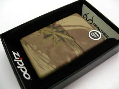 ZIPPO Full Size CAMO Camouflage Windproof Lighter 24072 New!
