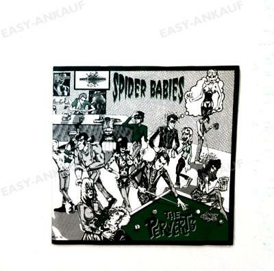 Spider Babies/The Perverts-TeenageGynecologist/RivierDeMaasUS7in1996+Insert /3