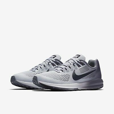 buy online bf7b1 5cff5 Women s Nike Air Zoom Structure 21 Running Shoes - Platinum Black - NIB!