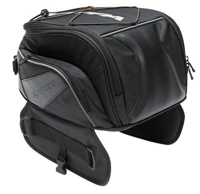 Kappa RA300 Motorcycle Luggage Tail Pack / Seat Bag Inc Rain Cover - 15 Litre