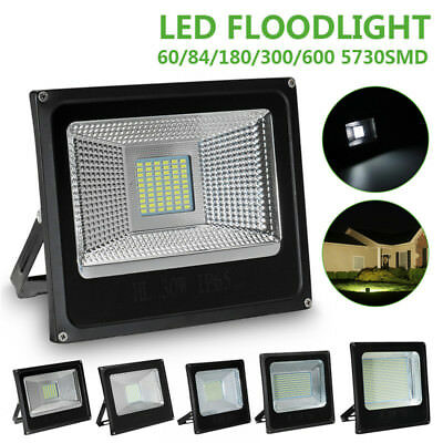 200W 150W 100W 50W 30W LED Outdoor Garden Flood Spot Light Landscape Yard Lamp