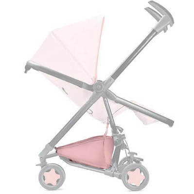Quinny Zapp xtra2 Shopping Basket - Pink Pastel 97890074