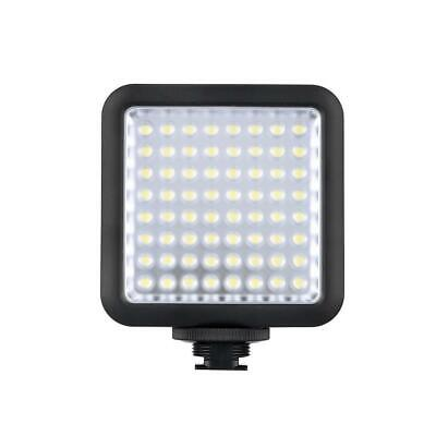 Godox LED64 Dimmable Continuous On Camera LED Panel Video Light