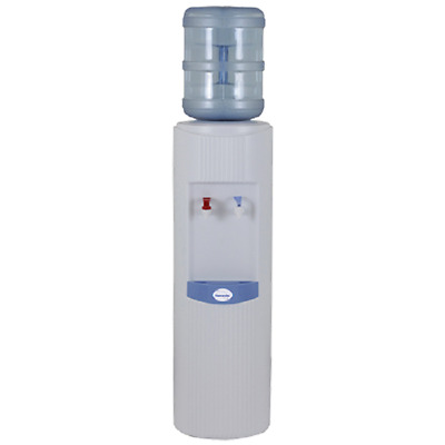 Glacier Bottled Water Cooler Tower Chilled & Ambient Dispenser