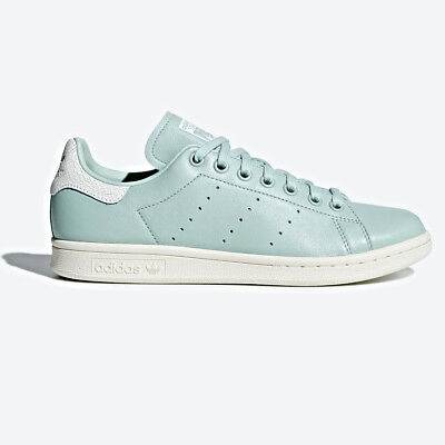 new arrival 9a7c2 c70d8 Adidas Stan Smith Ash Green Size 6-9 Womens Shoes No NMD Boost Y-
