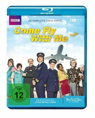 Come Fly With Me - Staffel 1 [Blu-ray] von King, Paul | DVD | gebraucht