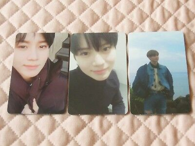 SHINee Taemin 2nd Album Repackage MOVE-ing Photocard K-POP Day and Night