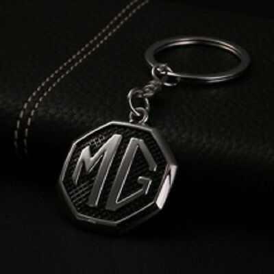 UK Seller Car Key Ring Boxed MG Keyring NEW
