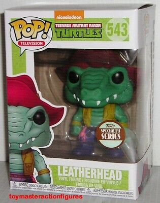 FUNKO POP TELEVISION TMNT LEATHERHEAD #543  FUNKO SPECIALTY SERIES In Stock