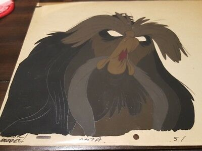 aSecret of Nimh 1982 Original Hand Painted Movie Cel - Don Bluth