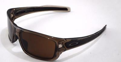 e1bbc3b23b New Oakley Sunglasses Turbine XS Youth Brown Smoke w Bronze 9003-0257 New In